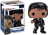 QINGLI Michael Jackson Q versión MJ Figura 10cm Michael Jackson Escultura Estatua Ornamento decoración Modelo niños Juguete Recuerdo coleccionar Amantes Regalo Michael Jackson 4-Michael Jackson 5