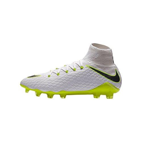 Nike Unisex-Erwachsene Hypervenom Phantom III Pro DF FG Fußballschuhe, Mehrfarbig (Indigo 001), 41 EU