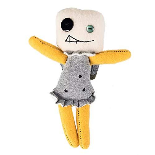 YCEOT 20cm está Bien no Estar Bien, la Misma muñeca de Pesadilla Juguetes de Peluche Monstruos de Terror, Juguete Fantasma para niña, muñeca de Pesadilla de Drama de Felpa