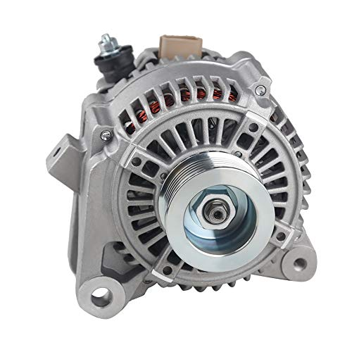 WMPHE Compatible with New Alternator Toyota Rav4 2001-2005 2.0L Compatible with Camry Solara 2002-2003 2.4L Replace# 334-1482 102211-2120 102211-2380 102211-2480 27060-0H010