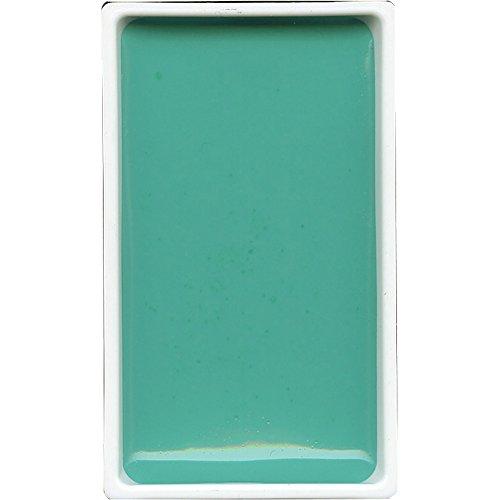 Kuretake : Gansai Tambi japonais : Aquarelle Aqua pâle : Grand Poêle