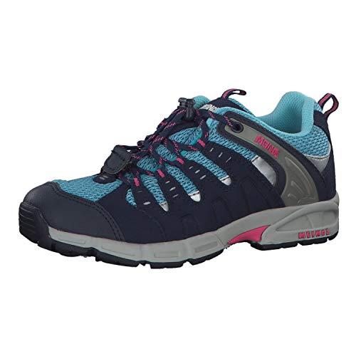 Meindl Kinder Schuhe Respond Junior 2044 aquamarin/Marine 35