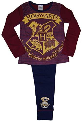 Harry Potter - Hogwarts - Pijama Dos Piezas - para niño