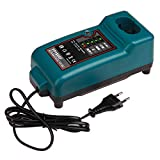 Replacement Power Tool Battery Charger for Makita DC7100,dc1410,DC711,DC9700,DC9710,DC18RA,DC18SE,NI-CD&NI-MH Battery