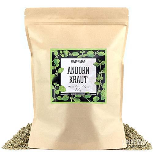 Andorn (Marrubium vulgare) - Orant, Mutterkraut 500g - 100% handverpacktes Premium-Produkt