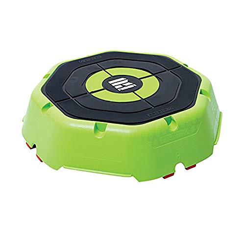 Escape Fitness Escape Riser-Plataforma para Ejercicios aeróbicos, cardiovasculares y plyométricos, Verde