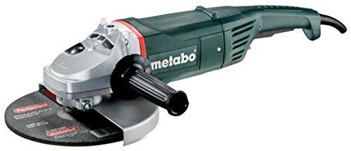 Metabo 600379000 2400 Watt haakse slijper WX 2400-230, W, groen grijs zwart rood