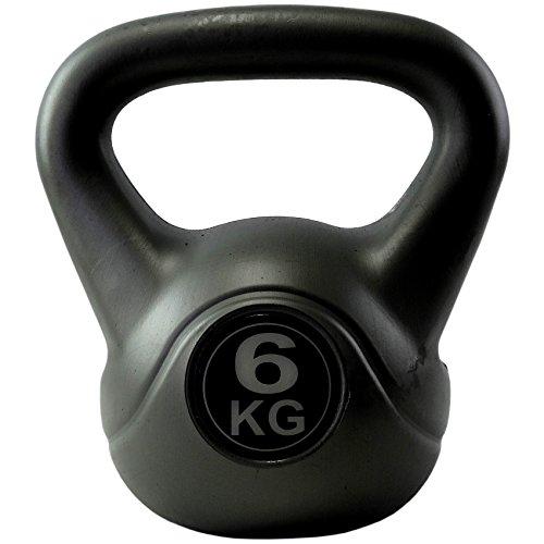 Kettlebell formazione Bollitore Bell peso con maniglia ginnastica Fitness 2kg nu