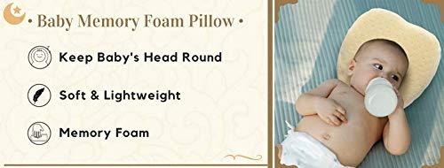 M'Baby Nursing Pillow 3 in 1 Maternity Pillow Cotton Nursing Cushion One Hand Breastfeeding Baby Pillow, Pink