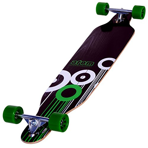 Atom Drop Through Longboard pour les débutants
