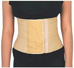 "GMS Rehabilitation Abdominal Tummy Trimmer belt also for Post Pregnancy (small) 28""-32"" WAIST"