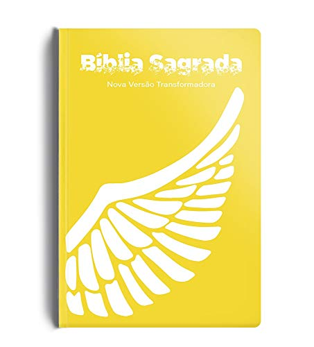Bíblia NVT - Capa especial asas