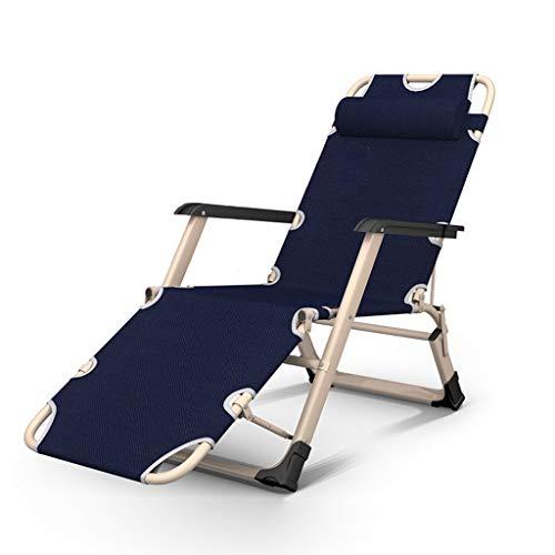 Outdoor Folding Recliner Stoel Deck Stoel Draagbare Reizen Vouwstoel Camping Stoel Seaside Beach Zonnebank Zwangere Vrouw Recliner Tuinstoel