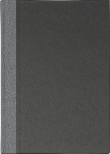 König & Ebhardt 8655223 Protokoll- und Konferenzbuch (A4, kariert 90g/m², 96 Blatt, Fadenheftung mit Seitenzahl)