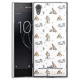 DeinDesign Coque Compatible avec Sony Xperia XA1 Étui Housse Winnie l'ourson Disney Produit sous...