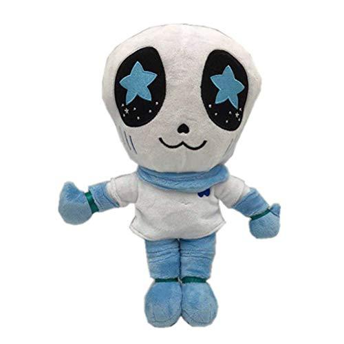 QAHEART 25-36cm Undertale Sans Papyrus Asriel Toriel Stuffed Plush Toys Doll ,Sans Plushie Toy Sunflower Frisk Chara Asriel Lancer Temmie Toriel Zombie Stuffed Toys