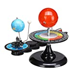 Sonnensystem, Kugeln, Sonne, Erde, Mond, Orbit, Planetarium, Modell, Bildungswerkzeug, Astronomie, Demo für Studenten und Kinder