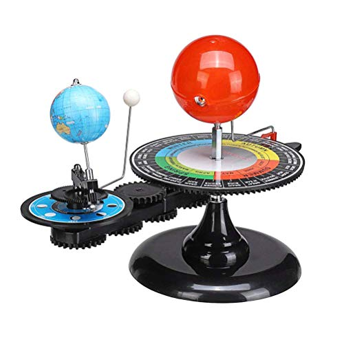 Ourine Sonnensystem, Planetarium-Modell, Sonne, Erde, Mond, Orbit, Planetarium, Bildungswerkzeug, Astronomie, Demo für Schüler und Kinder