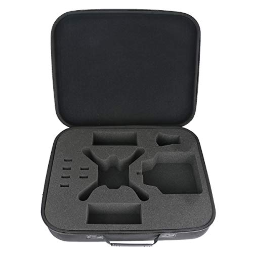 co2crea Hard Travel Case for Holy Stone HS200 / HS200D FPV RC Drone Headless Mode RTF Helicopter