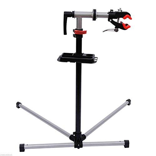 HOMCOM Professional Bike Cycle Bicycle Maintenance Repair Stand Workstand Display Rack Tool Adjustable New