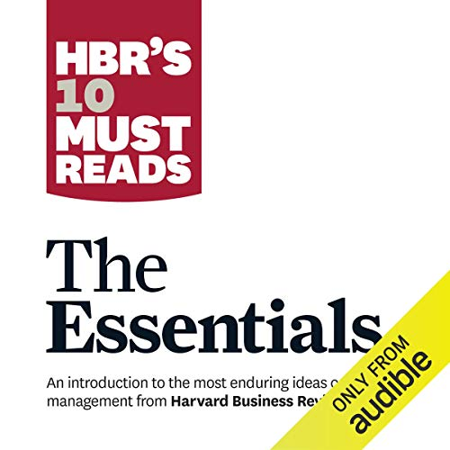 Page de couverture de HBR's 10 Must Reads: The Essentials