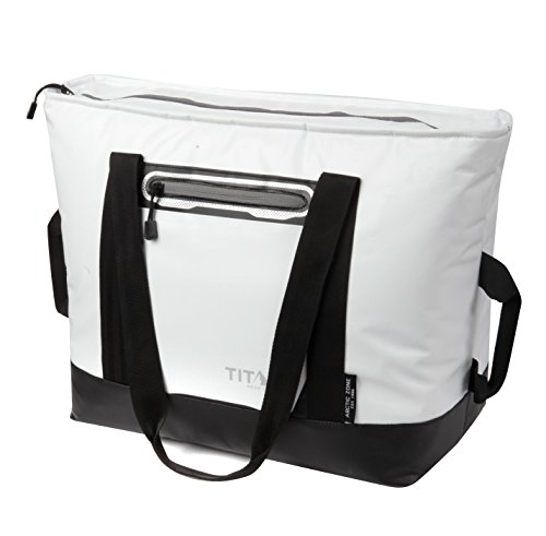 Arctic Zone Titan Deep Freeze 30 Can Tote, White