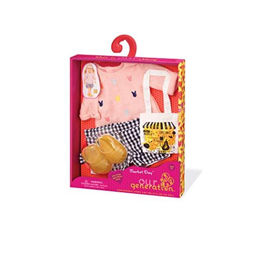 Our Generation BD30358Z - Mono para muñeca, multicolor , color/modelo surtido