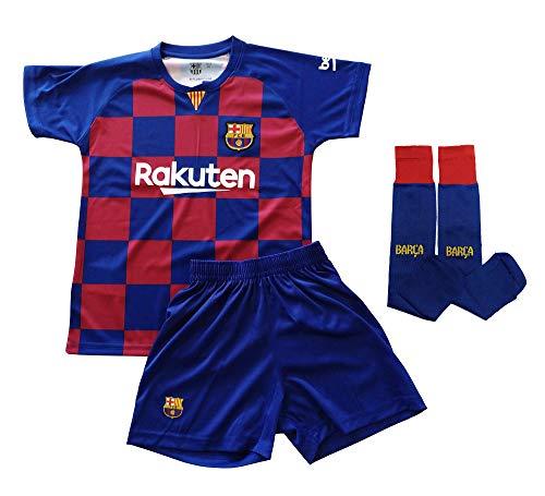 Champion's City Conjunto Complet Infantil FC Barcelona Réplica Oficial Licenciado de la...