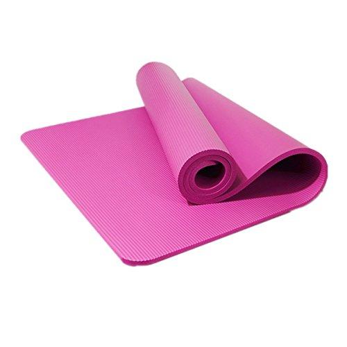 ZHAOJDT Home Decoratie, voor beginners, dik, yogamat, fitnessmat, antislip, sportief, mat