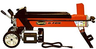 SpeeCo LS40100500 Red 5-Ton Electric Log Splitter