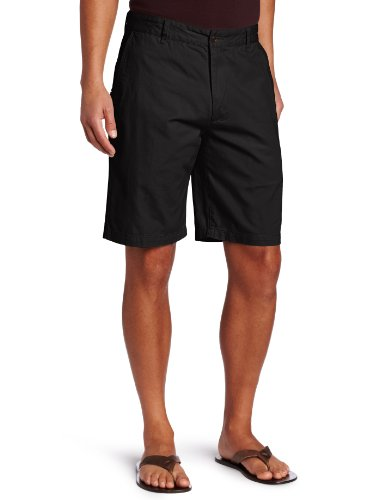 dockers Men's Perfect Short, Black (Cotton), 40W