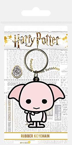 Harry Potter - Llavero Dobby Chibi