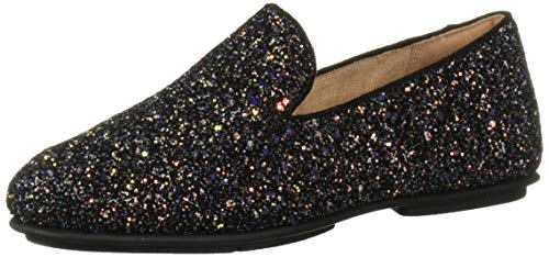 Fitflop Lena Glitter, Mocassini Donna, Nero (all Black 090), 38 EU