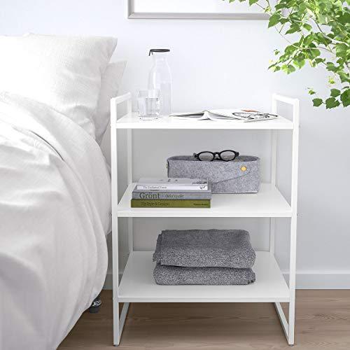 IKEA JONAXEL - Estantería (50 x 51 x 70 cm), color blanco