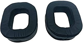 A40s Replacement Ear Pads (2 Pack / 1 Pair) for Astro A40 TR Gaming Headset, Ear Cushions Compatible with Astro A40/A50 Ga...