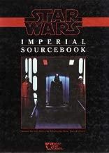 Star Wars Imperial Sourcebook, 2nd Edition (Star Wars RPG)