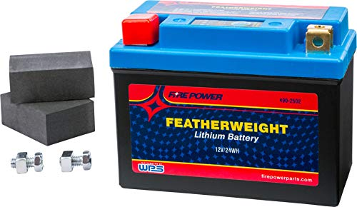 WPS Western Power Sports Featherweight Lithium Battery