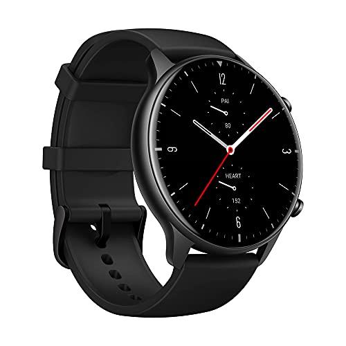 Relógio Smartwatch GTR 2 Amazfit Preto/Obsidiana