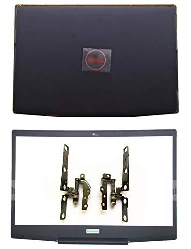Sostituzione per Dell G Series G3 15 3590 Laptop LCD Top Case Cover posteriore & Frontale Lunetta e Cerniere