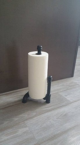 Toilet Paper holder Towel Rail,Towel Hook,Industrial Steam Punk Iron,Bathroom