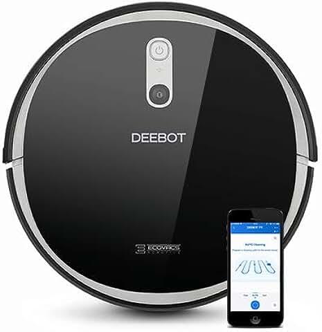 ECOVACS DEEBOT 711 Robot Vacuum Cleaner with Smart Navi 2.0