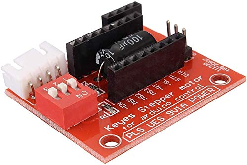 JJDSN Computer Accessories, Stepper Motor Driver Control Board for 3D Printer
