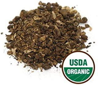 Starwest Botanicals Organic Dandelion Root Roasted Cut [4 Ounces] Loose Tea in Bulk
