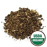 Starwest Botanicals Organic Dandelion Root Roasted Cut [4 Ounces]...