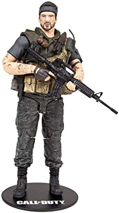 McFarlane Toys Call of Duty - Frank Woods Action Figure