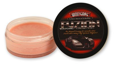 Wolfgang Füzion Carnauba Polymer Estate Wax 3 oz Mini