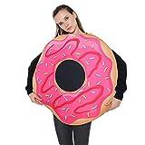EraSpooky Donut Costume Déguisement de Famille pour Adulte et Enfant