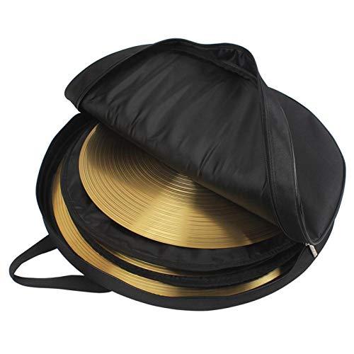 Mochila para bolsa de platillos práctica para almacenar platillos de diferentes tamaños y otros artículos para almacenar platillos