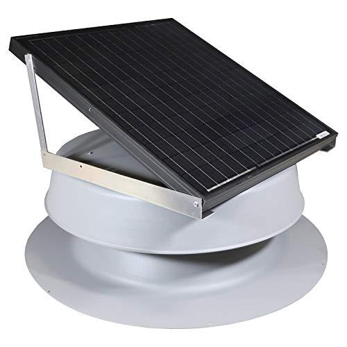 Solar Attic Fan 48-watt with 25-Year Warranty -...