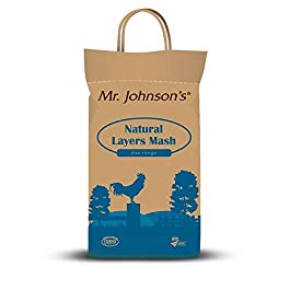 Mr Johnsons Natural Layers 5Kg